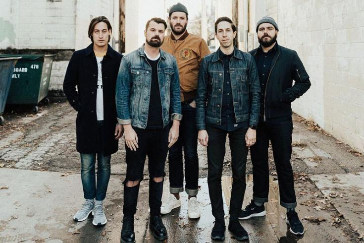 Silverstein release acoustic EP
