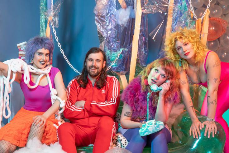 Tacocat share new single 'Hologram'