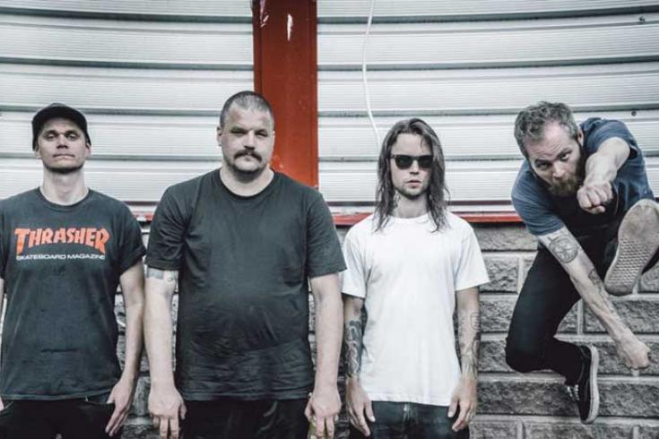 Tear Them Down share new single 'The Nihilist Tone'