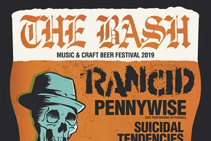 Rancid, Pennywise, L7 & more playing at The Bash