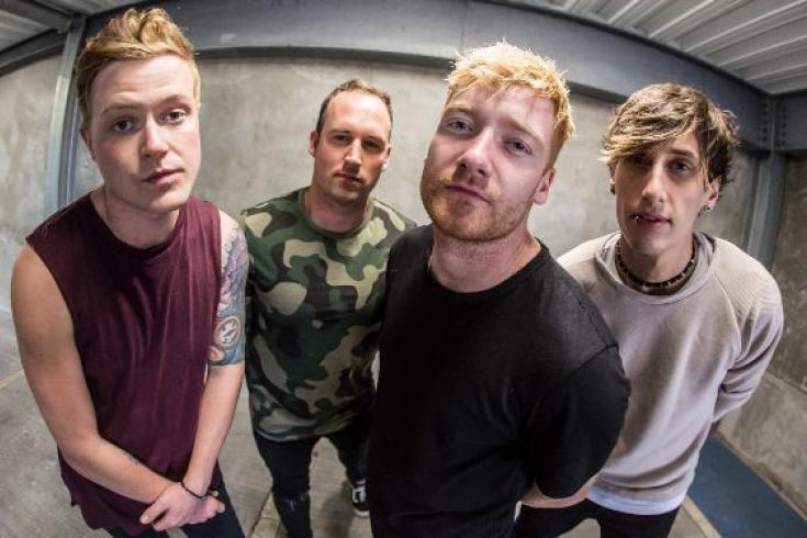 The Bottom Line release video for 'Over And Over'