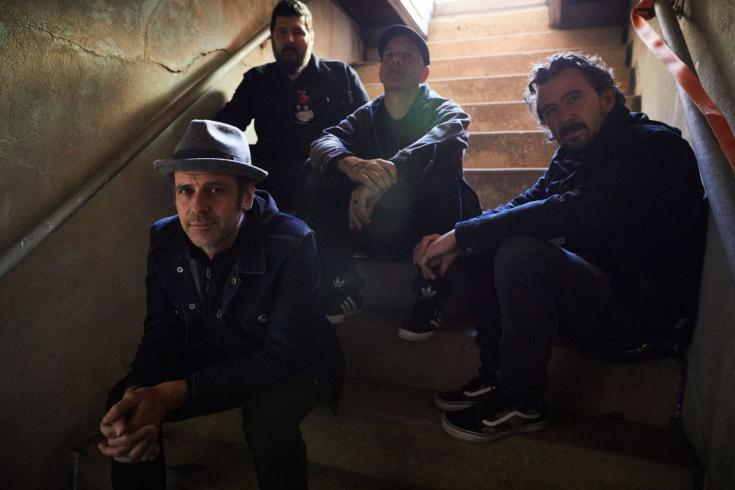 The Bouncing Souls sign to Pure Noise Records and release new song 'World On Fire'