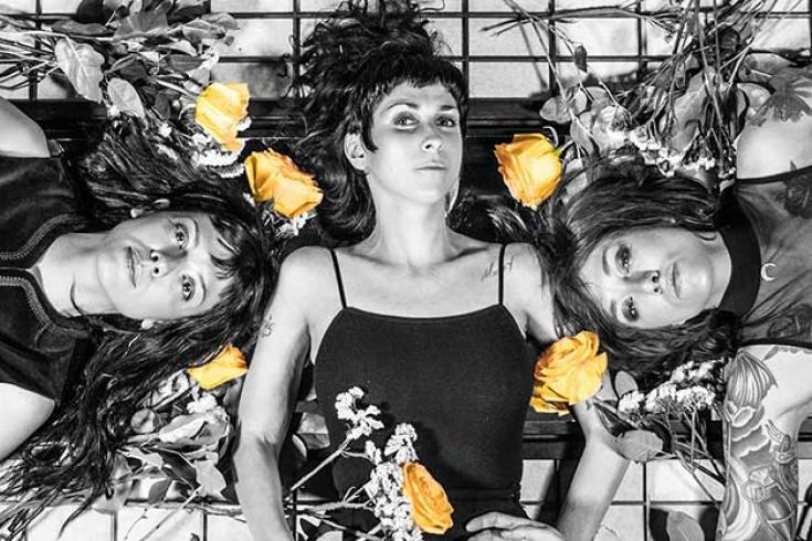 The Coathangers share 'Fuck The NRA' video