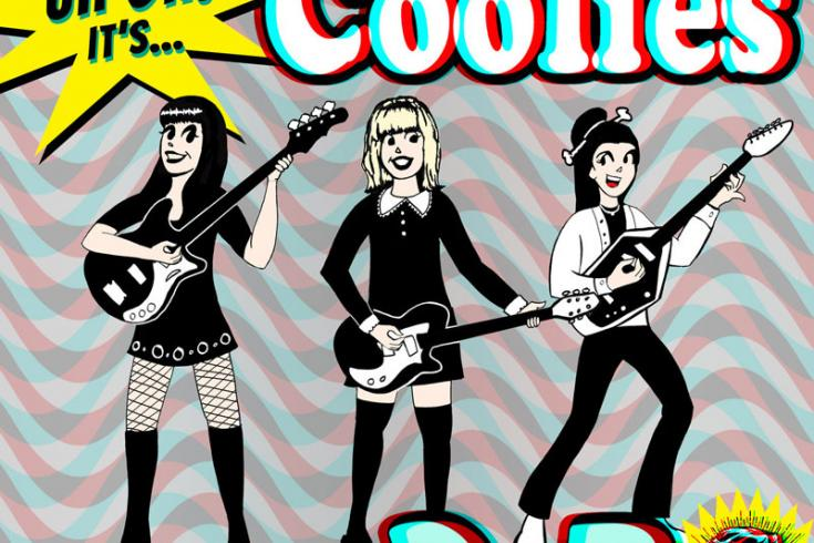 The Coolies announce third pressing of benefit EP
