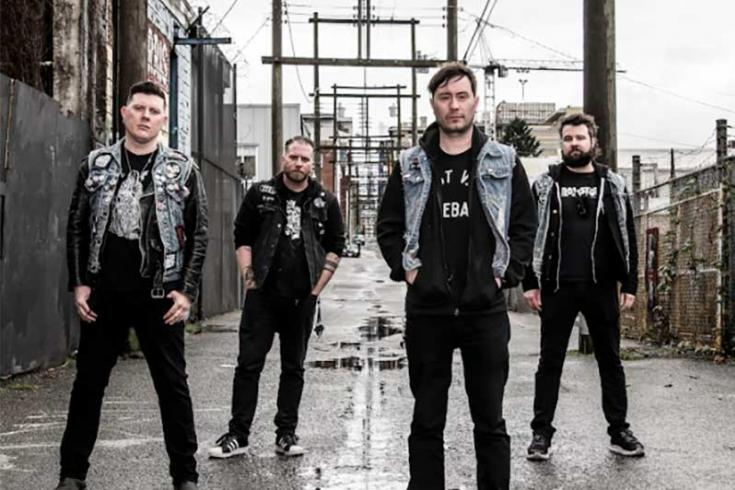 The Corps release new single and video 'Hazardous'