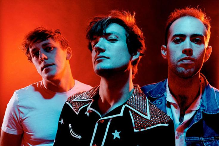 The Dirty Nil release music video for 'That's What Heaven Feels Like'
