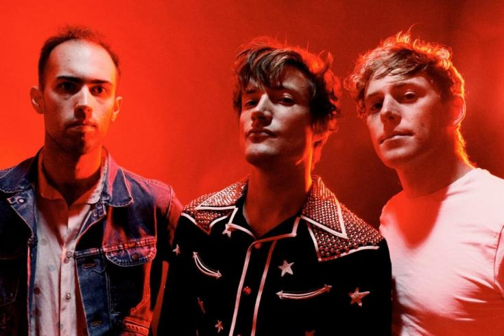 The Dirty Nil release video for 'Pain of Infinity'