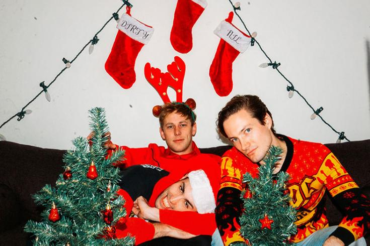 The Dirty Nil share 'Christmas At My House'