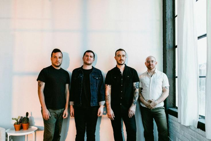 The Menzingers share video for 'Strangers Forever'