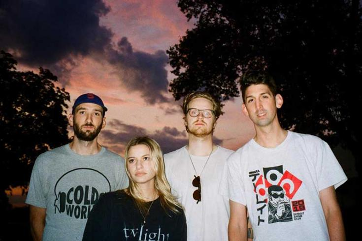 Tigers Jaw sign to Hopeless Records and release first new single in three years