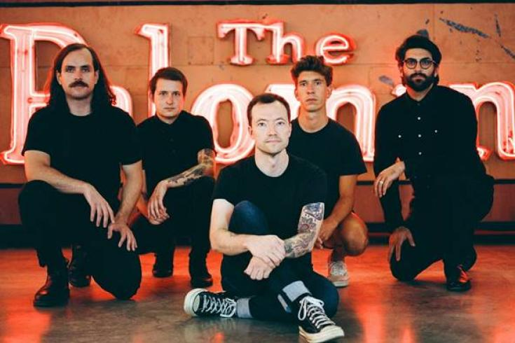 Touché Amoré share new song 'I'll Be Your Host'