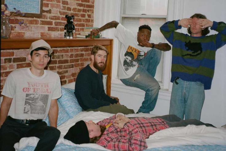 Turnstile surprise releases new EP and short film 'Turnstile Love Connection'