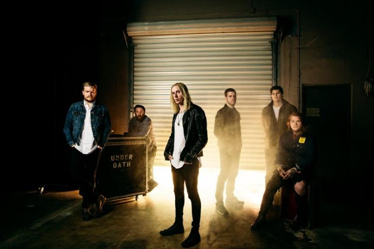 Underoath release video for 'ihateit'