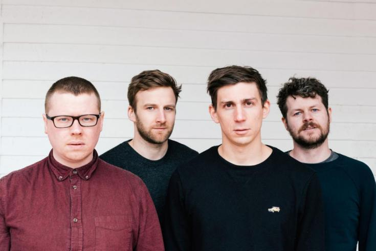 We Were Promised Jetpacks Punk Rock Theory
