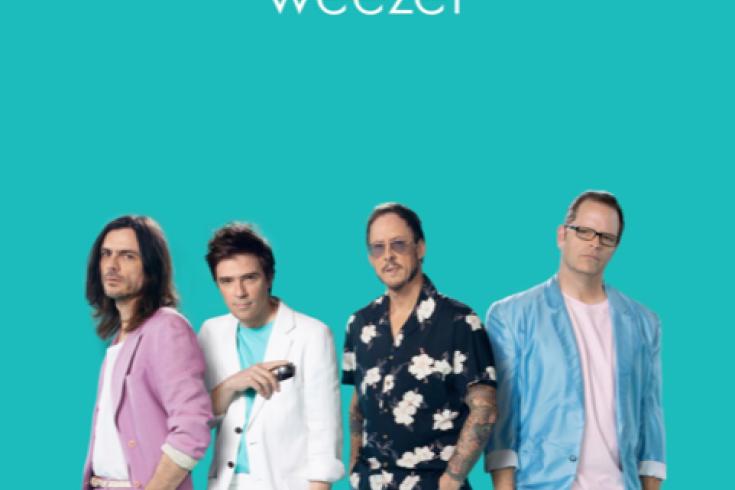 Weezer release covers album