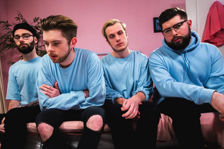 Wolf Culture release music video for 'The Side Effects of Being Happy'