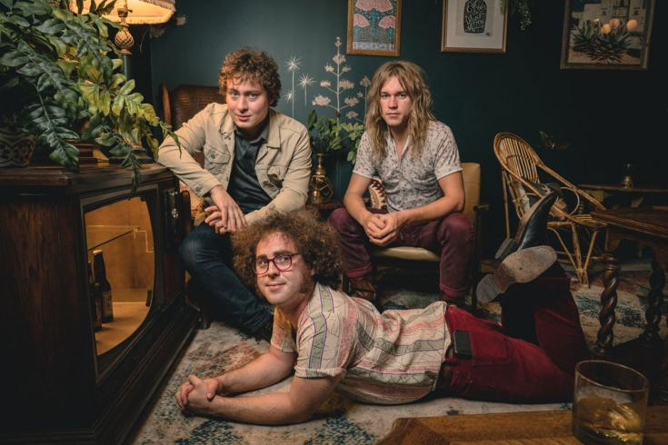 PREMIERE: Woolly Bushmen share new song 'Goin' Out West'