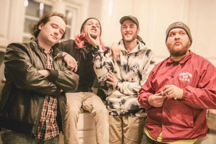 PREMIERE: Wring Out! share video for new single 'I Tap 2 And Cast Counterspell'