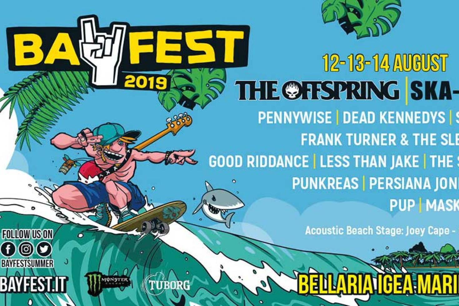 Bay Fest is back even bigger and better than before