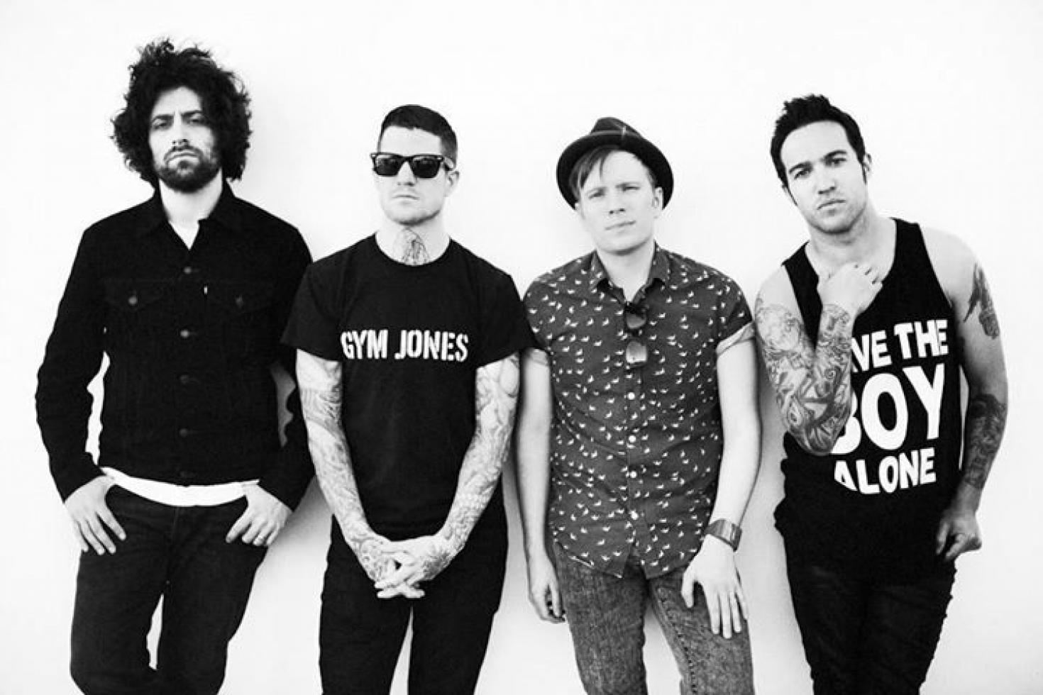 news fall out boy release music video for new song young and menace punk rock theory. Black Bedroom Furniture Sets. Home Design Ideas