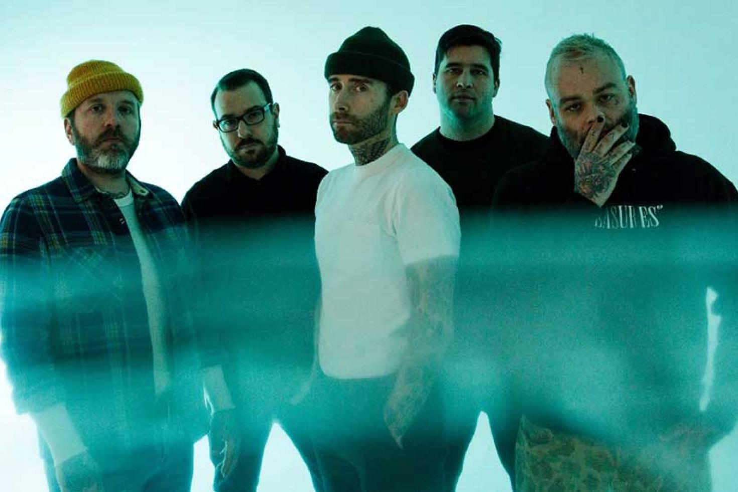 Alexisonfire debuts new song 'Season of the Flood'