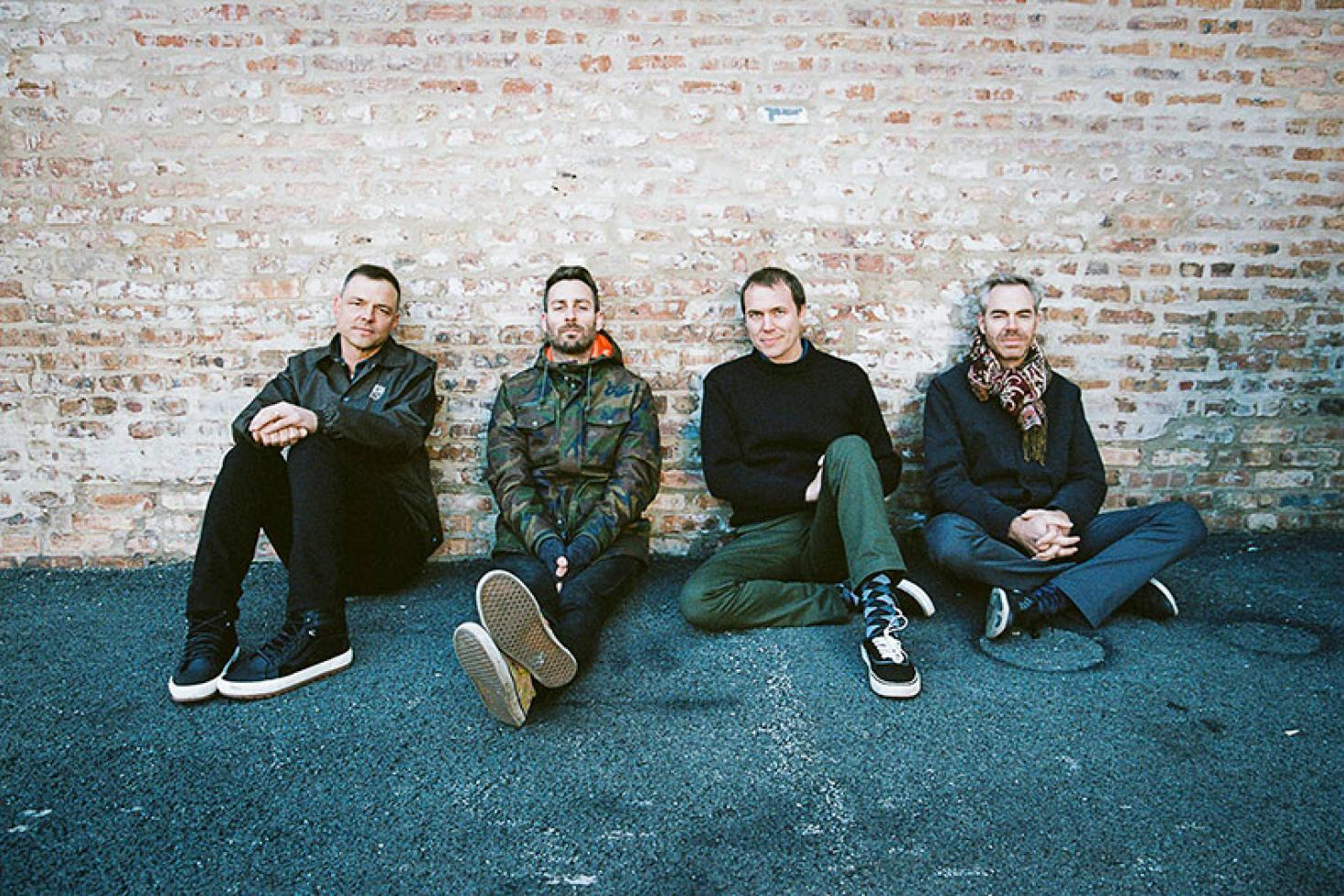 American Football share 'Stay Home' video