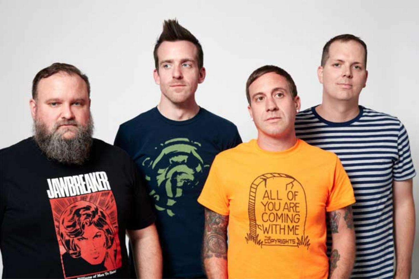 American Television sign with Wiretap Records and announce 'Watch It Burn'