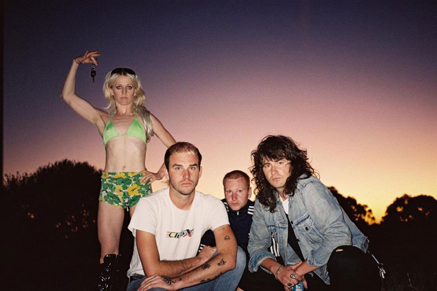Amyl and the Sniffers release new single and video 'Security'