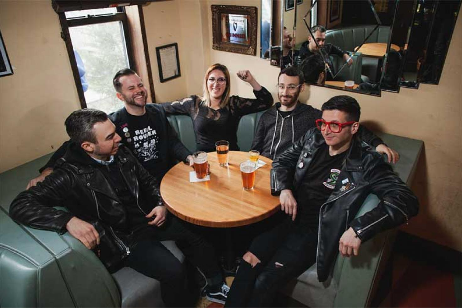 Answering Machine signs with Wiretap Records and announce album