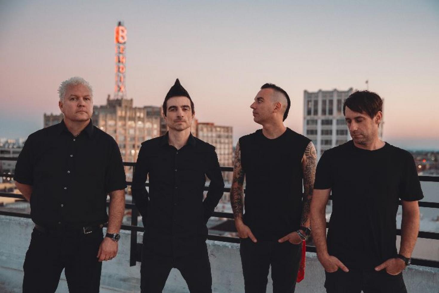 Anti-Flag release new single 'Christian Nationalist'