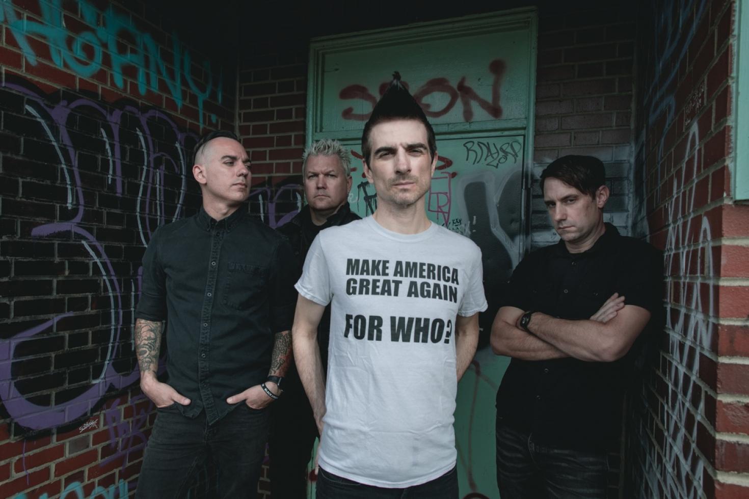 Anti-Flag announces retrospective documentary 'Beyond Barricades: The Story of Anti-Flag'