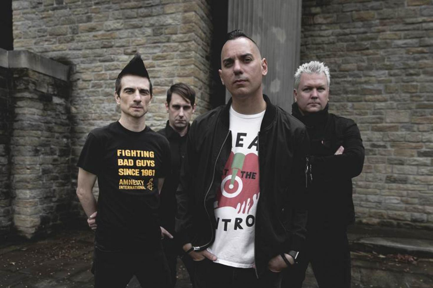Anti-Flag share video for title track '20/20 Vision'
