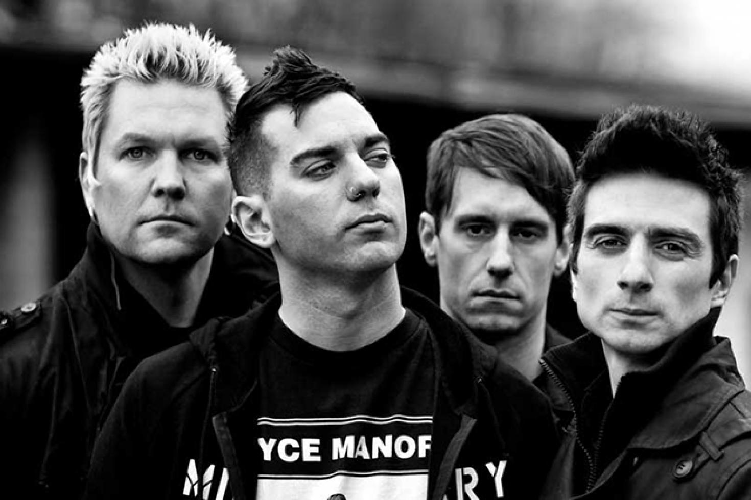 "Anti-Flag premieres video for ""For What It's Worth"""