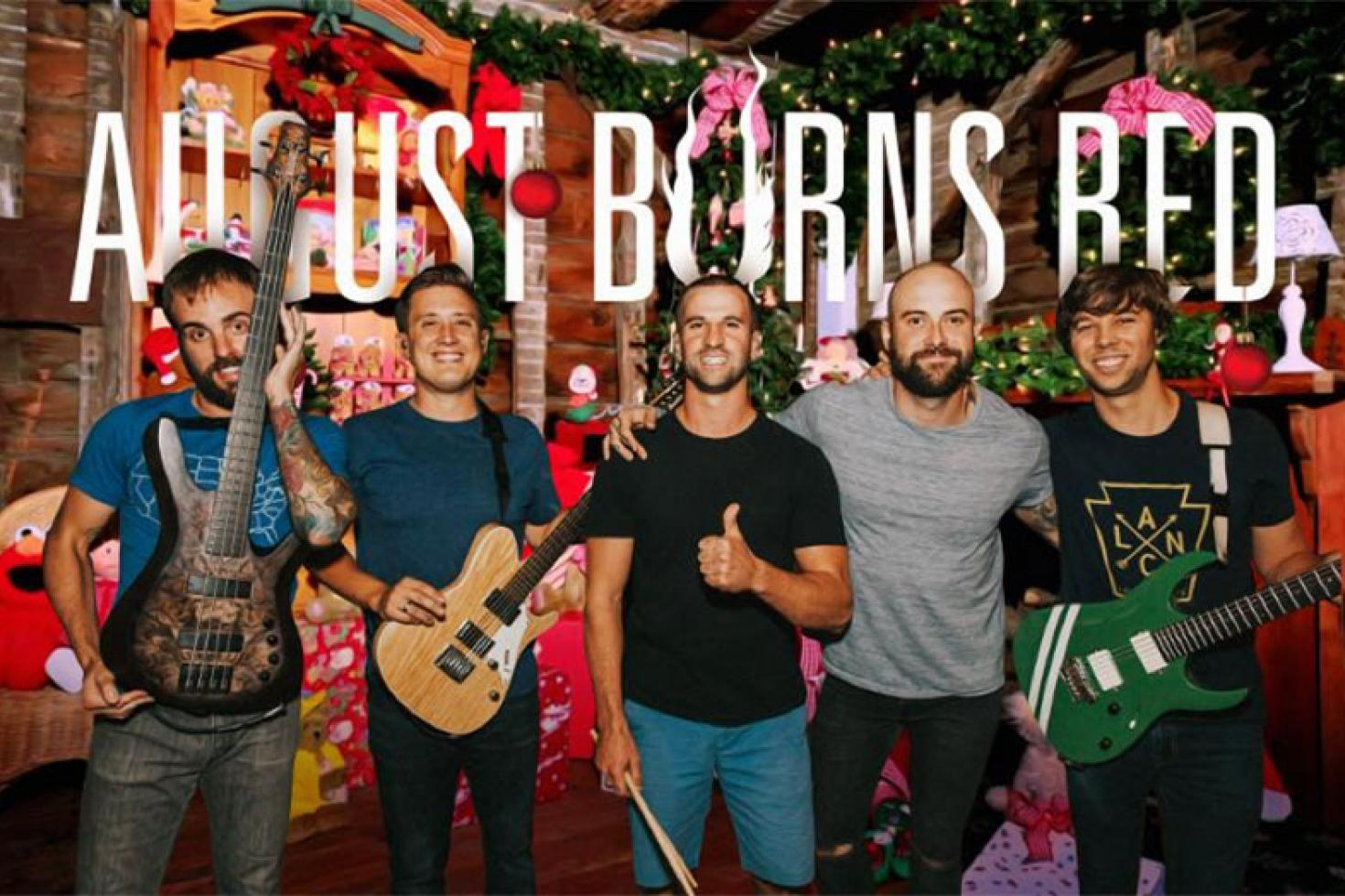 Christmas Music In August.News August Burns Red Ring In The Holiday Season With