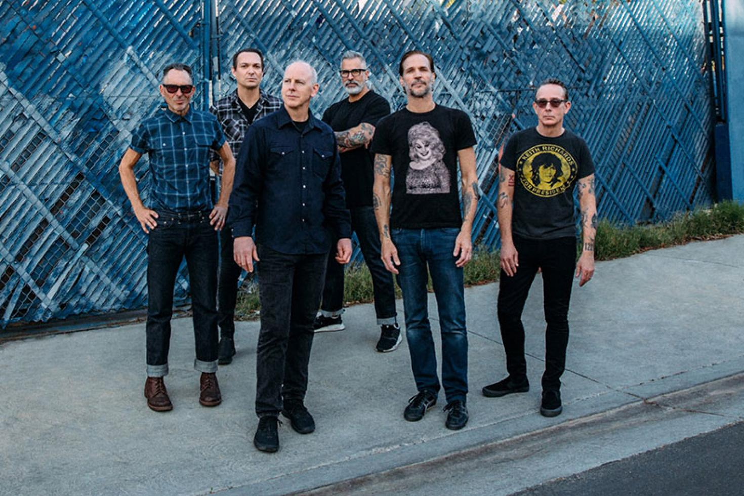Bad Religion share 'Emancipation Of The Mind'
