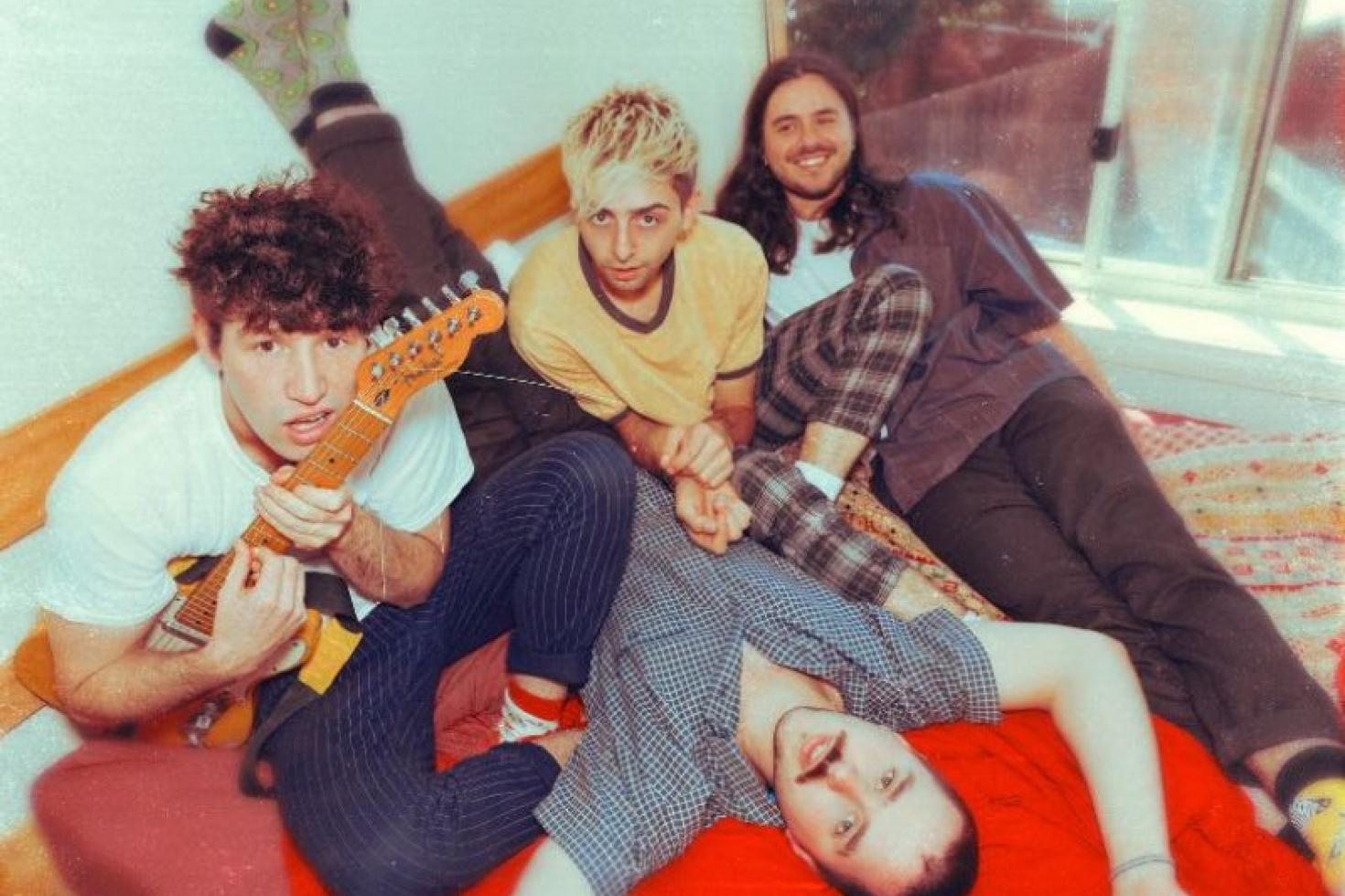 Bakers Eddy celebrate their inner-introvert in new single 'On My Own'