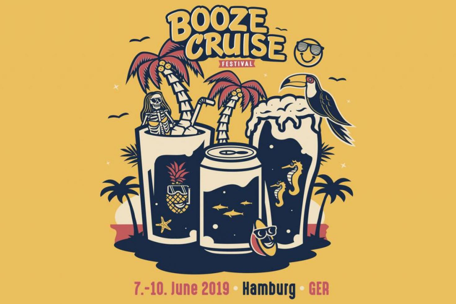 Bands about bands on Booze Cruise 2019