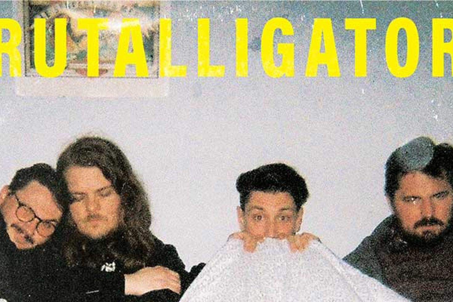 Brutalligators share new video for 'Kill Your Idols'