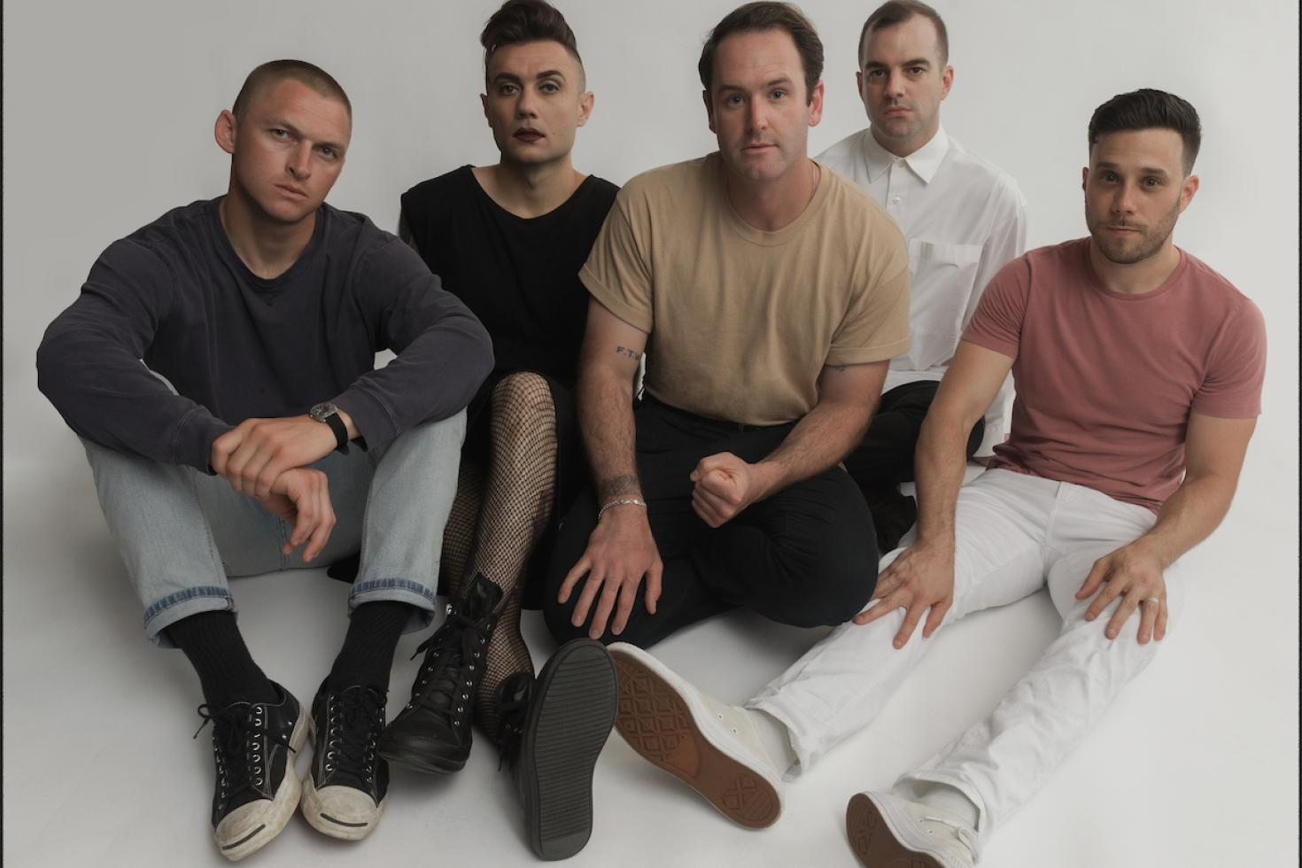 Ceremony debut video and title track from new album 'In The Spirit World Now'