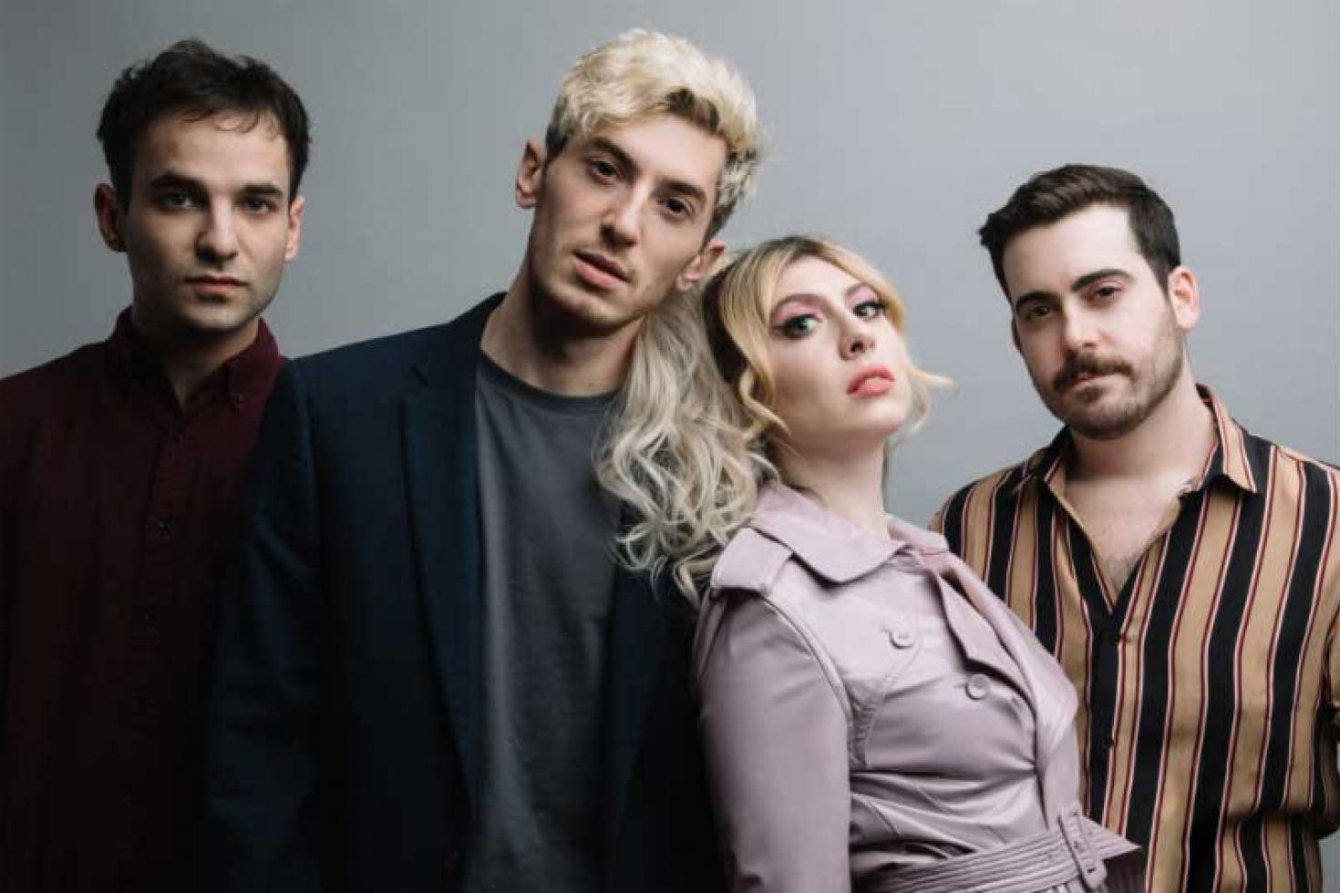Charly Bliss share 'Hard To Believe' video