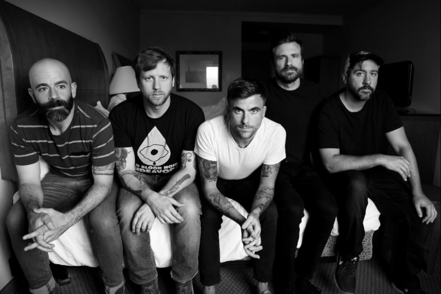 Circa Survive share 'Flesh and Bone' music video