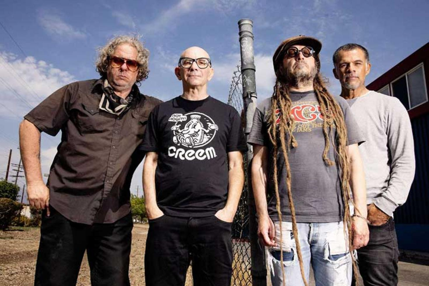 Circle Jerks announce first North American tour in 15 years w/ 7Seconds and Negative Approach