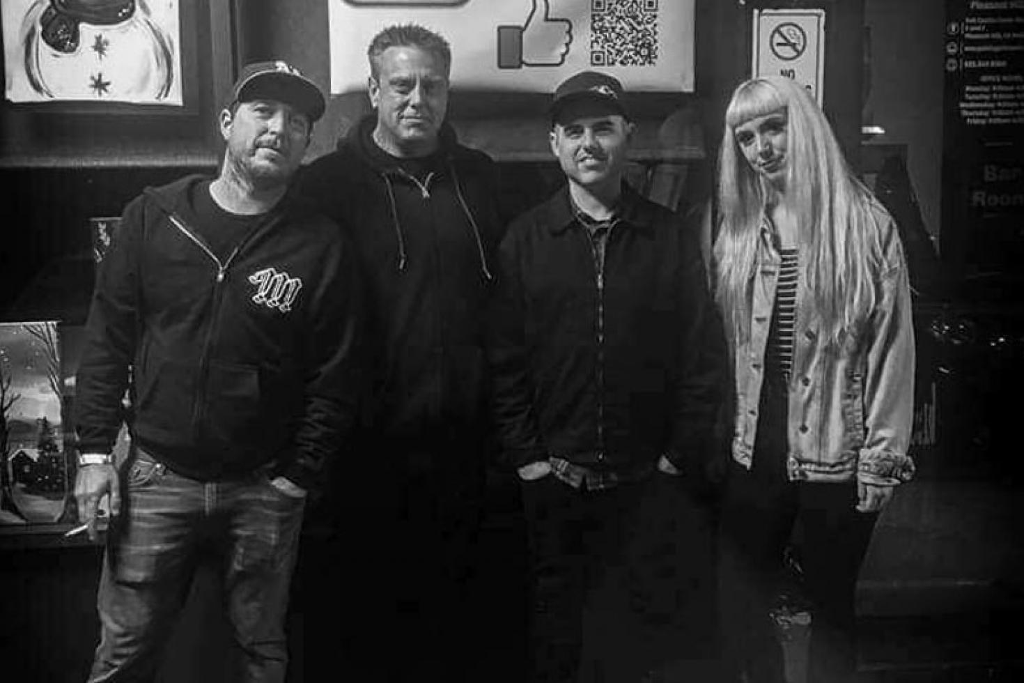 Civil War Rust release new EP 'Shaky'