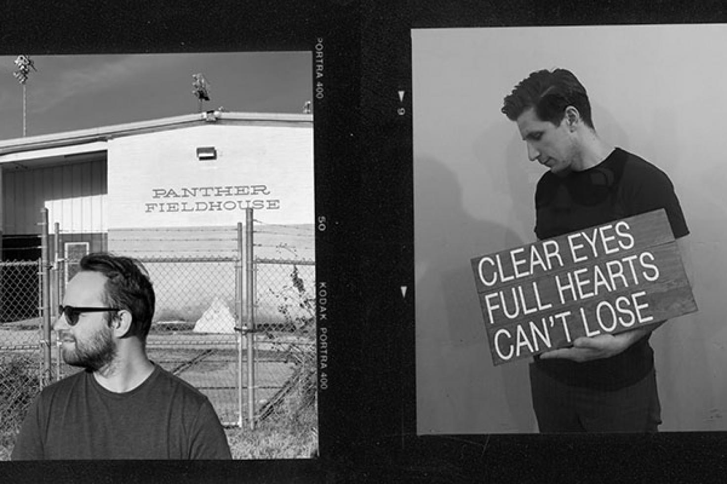 Dan Campbell and Ace Enders release EP as Clear Eyes Fanzine