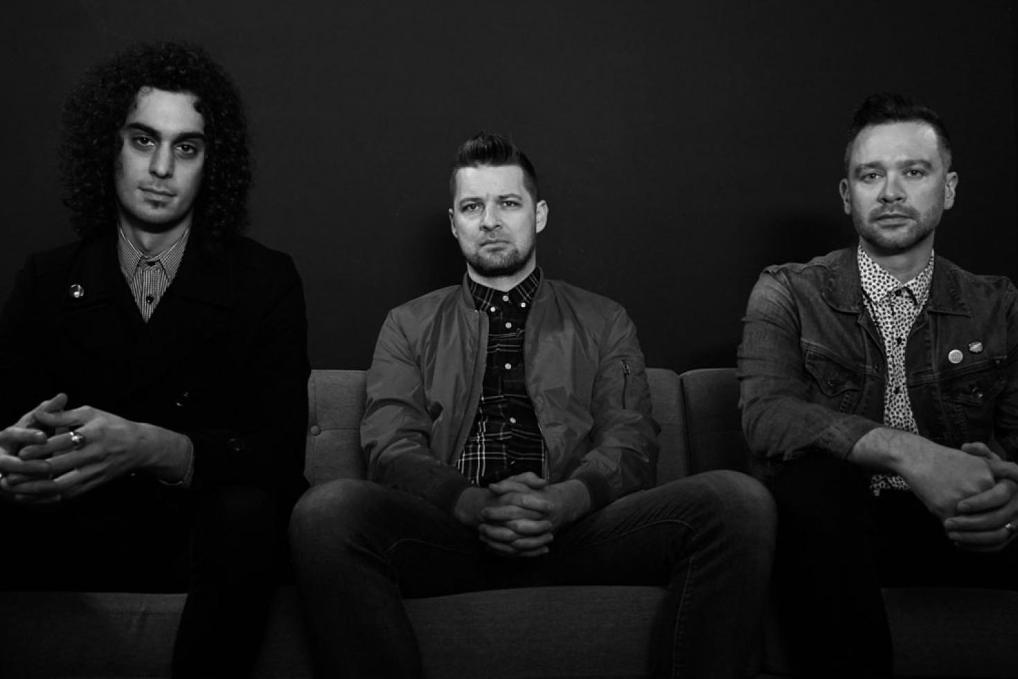 PREMIERE: Compress Collide share video for single 'Oh No'