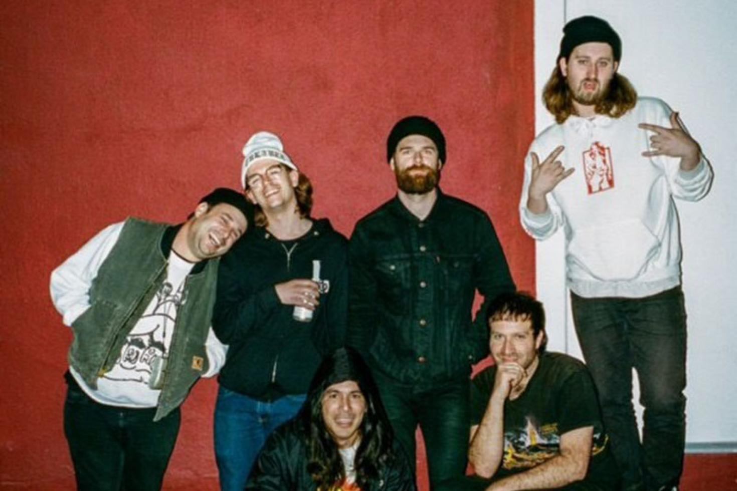 Culture Abuse release 'Police On My Back' recorded with FIDLAR