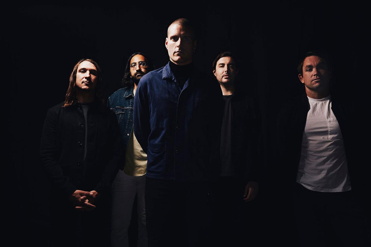 Deafheaven release new song 'The Gnashing'