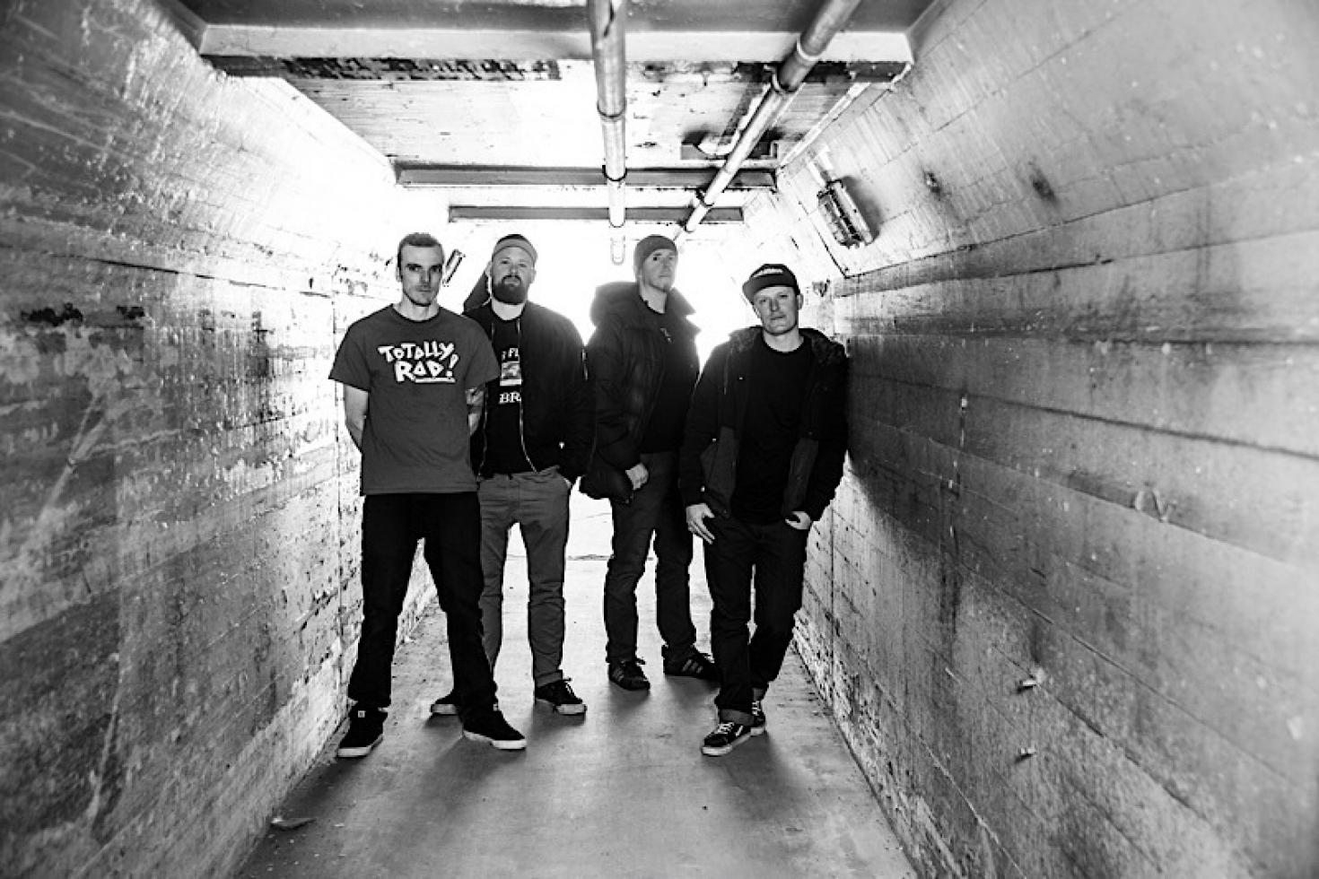 """Downway reveal new single """"Wild Ones"""""""