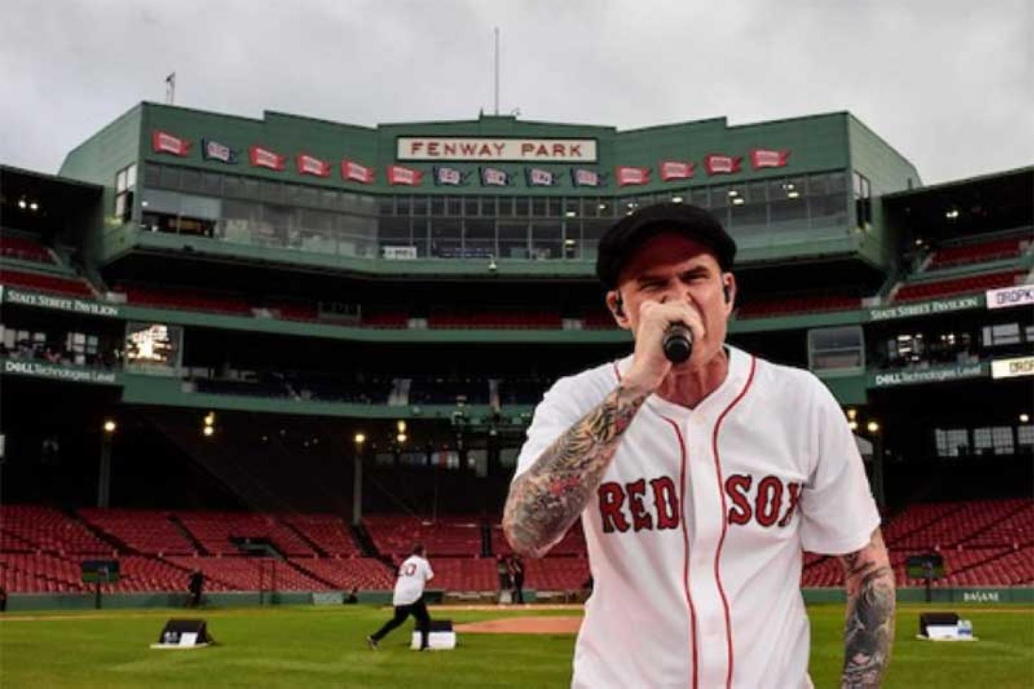 Dropkick Murphys raised over $700,000 for charity with 'Streaming Outta Fenway'
