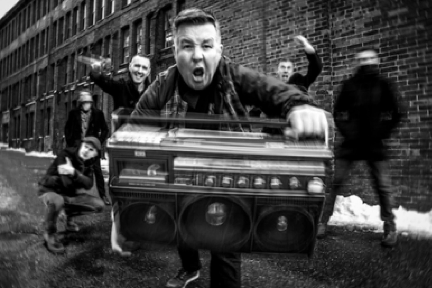 Dropkick Murphys 'Turn Up That Dial' album release party - free live stream concert